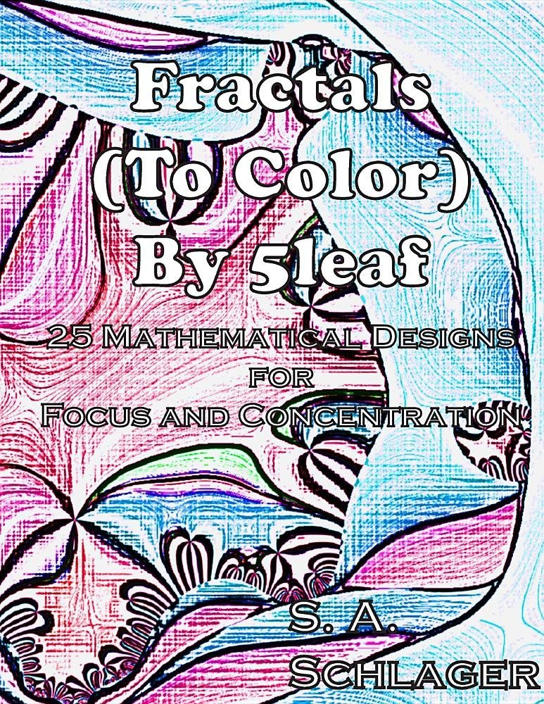 FractalsToColorby5leaf